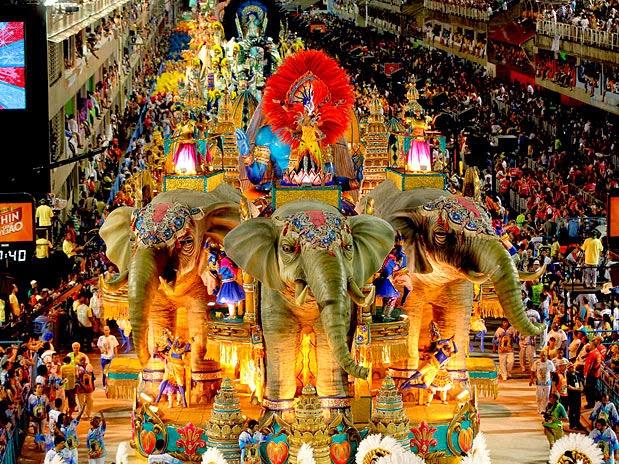 Resultado de imagen de carnaval de brasil