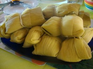 Cocina chilena humitas