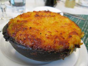 Cocina chilena pastel