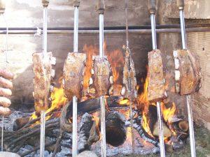 Comida chilena Llama