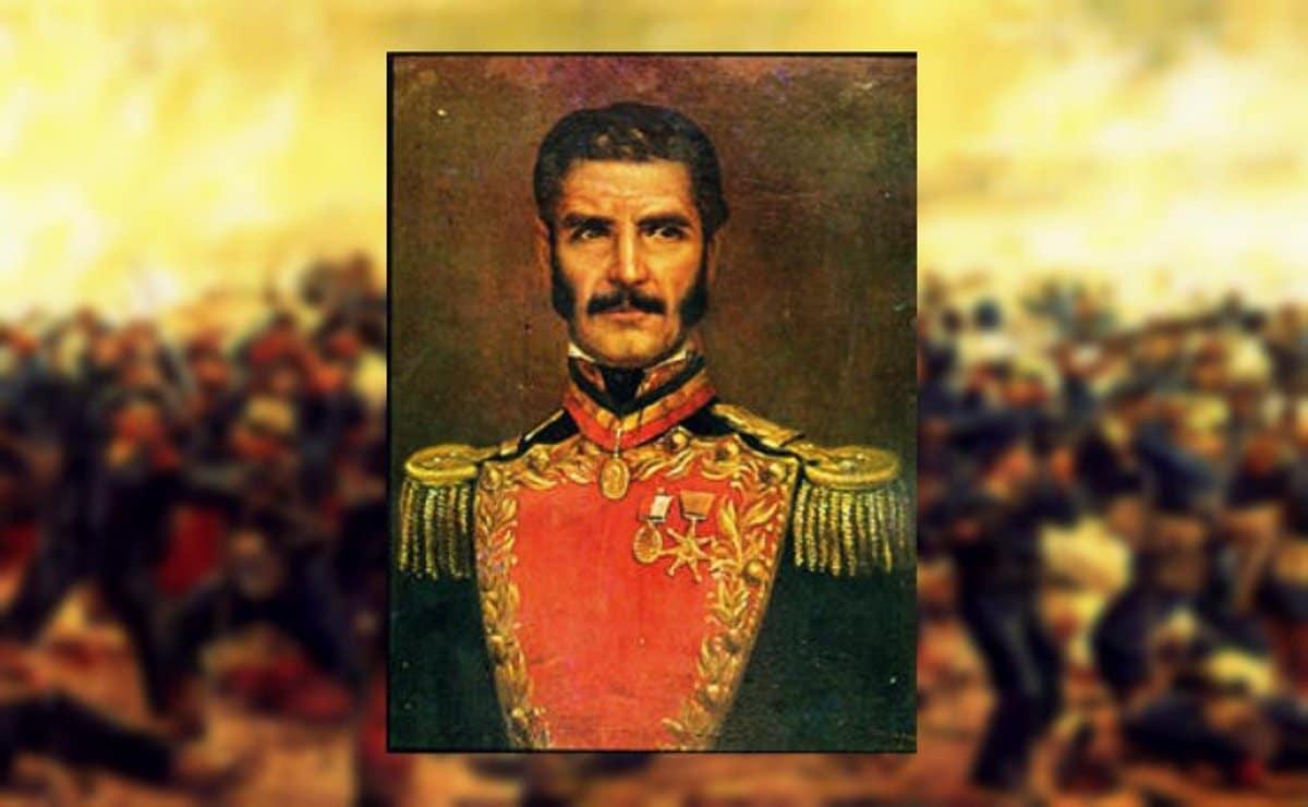 Patriota fusilado por bolivar