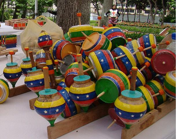 juegos tradicionales de Venezuela