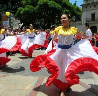 Fiestas tradicionales de Venezuela: danzas, calendarios, bailes, juegos y más.