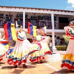 folklore venezolano