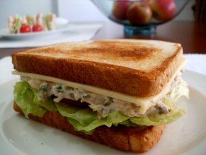 Comidas Bolivianas sandwich