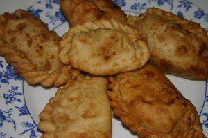 Tucumanas es una de las comidas Bolivianas