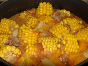 Carbonada comida boliviana