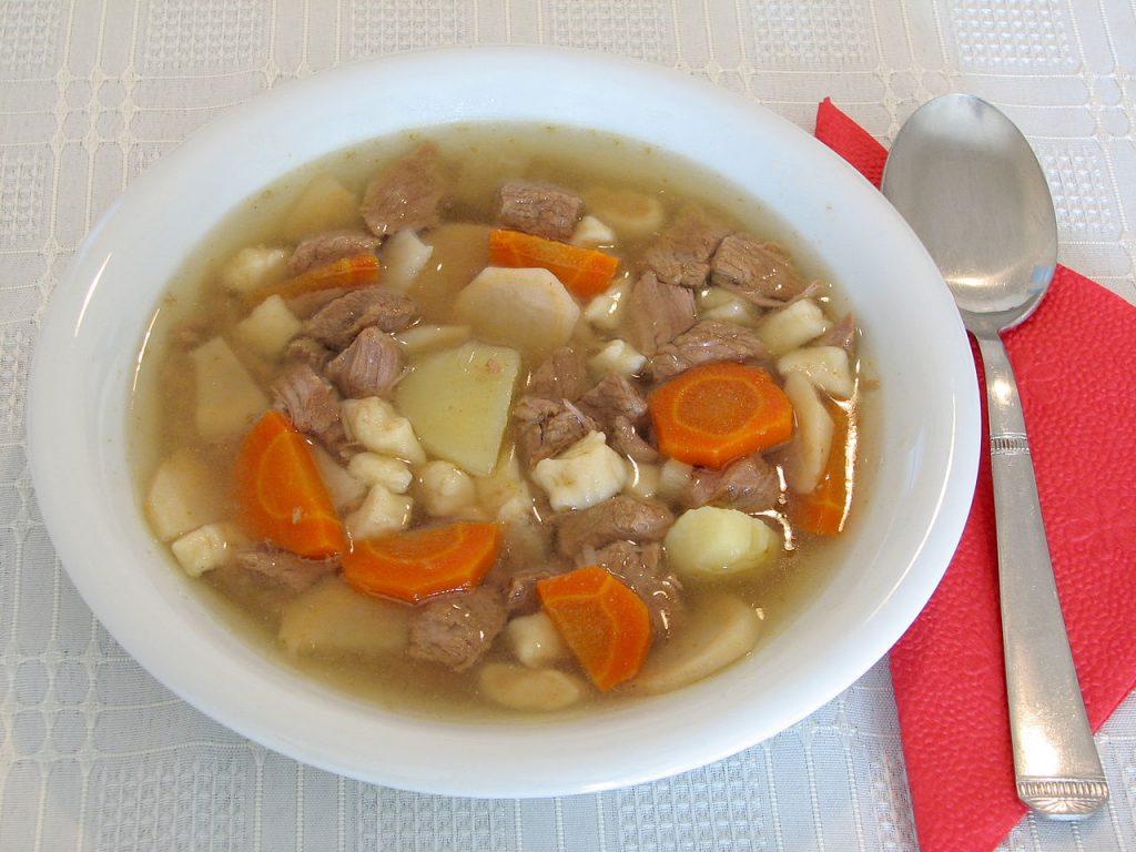 Otras de las comidas bolivianas