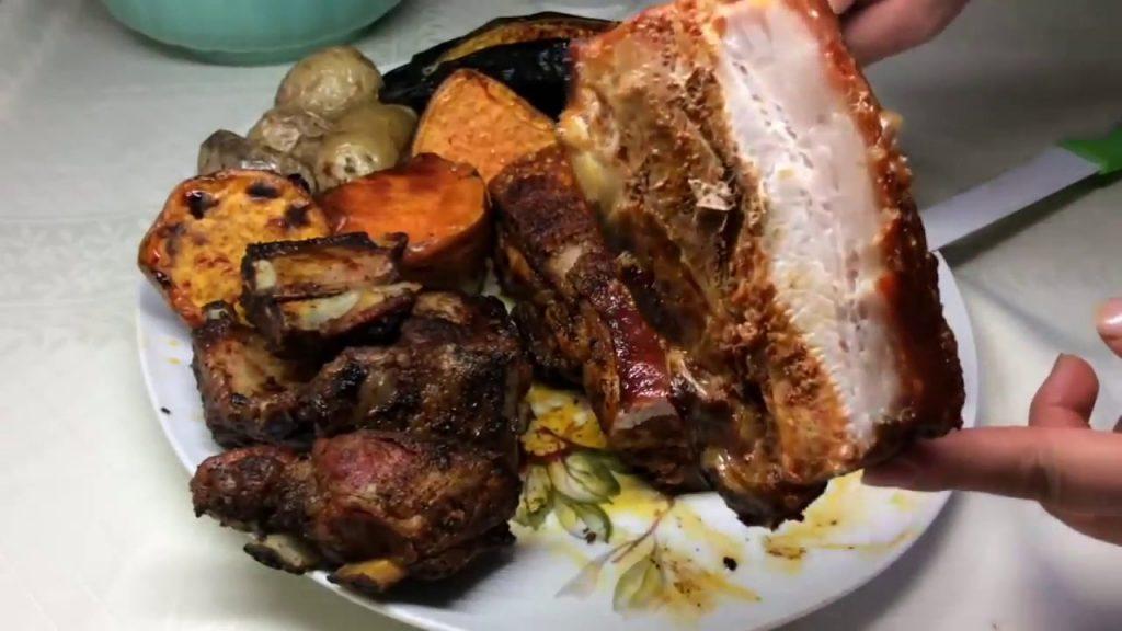 Platos tipicos de la comida Bolivianas