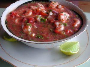 Comida ecuatoriana - Ceviche