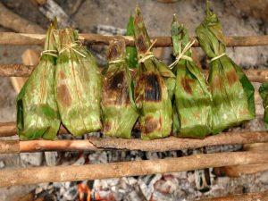 Comida ecuatoriana - Comida indígena
