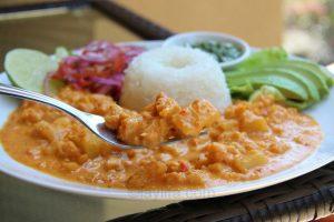 Comida ecuatoriana - Guatita