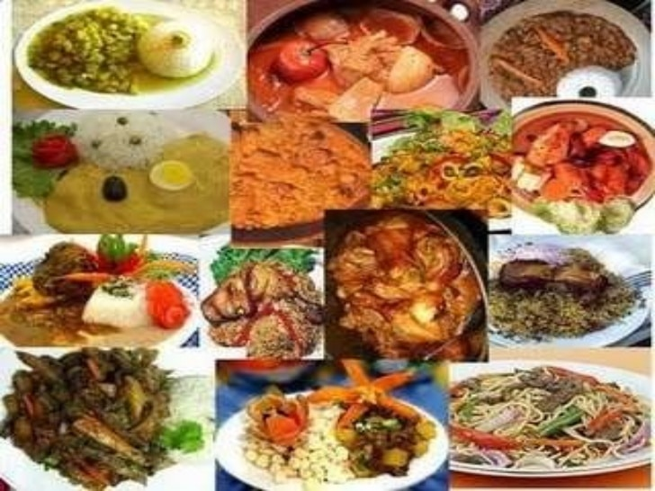 Comida ecuatoriana - Variedad de platos