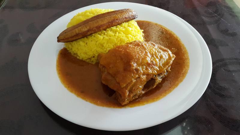 Comida ecuatoriana