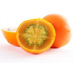 Comida ecuatoriana - Naranjilla