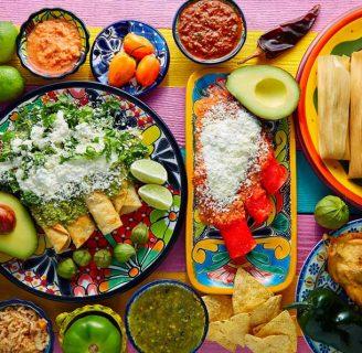 comida mexicana: historia, origen, tipos, recetas, y mucho más