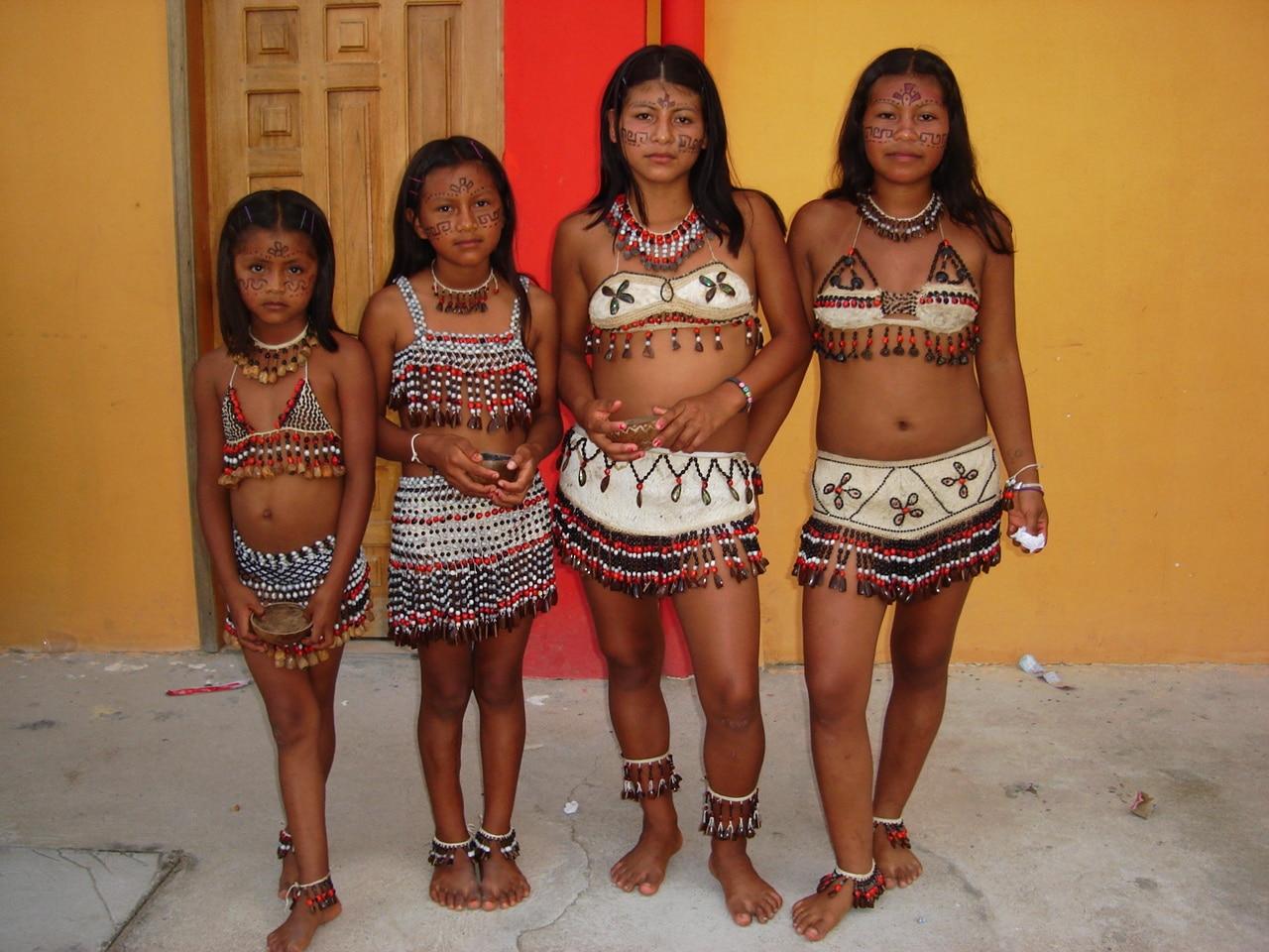 Vestimenta de la cultura Machalilla