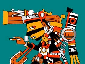 Religiones y dioses de la cultura tolteca