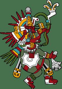 Dios de la cultura tolteca