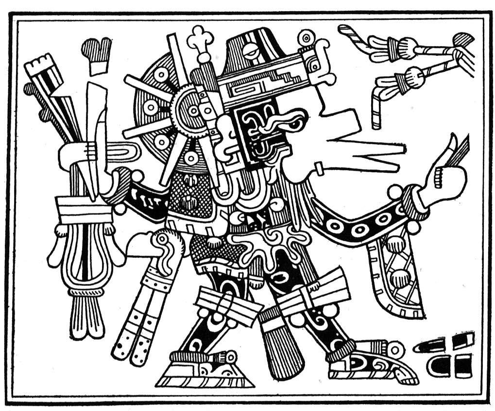 Otro Dios de la cultura tolteca