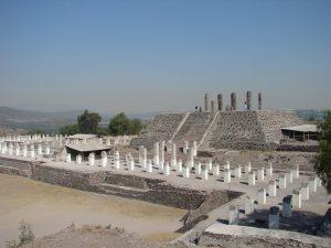 Los dioses de la cultura tolteca