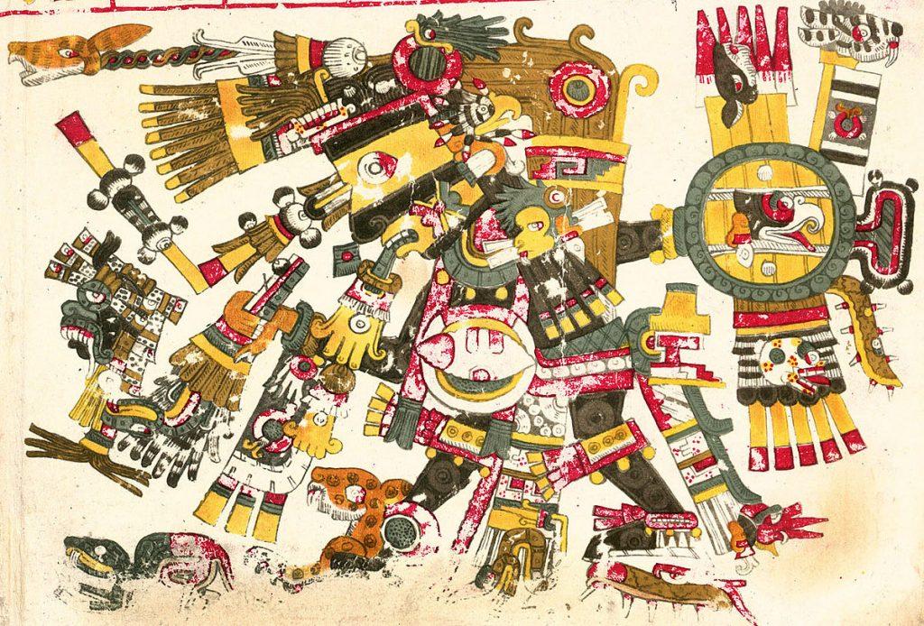 la cultura tolteca y sus dioses