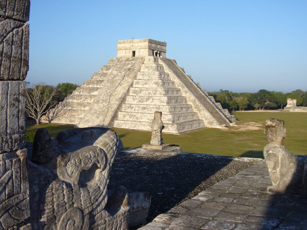 Chichén Itzá cultura tolteca
