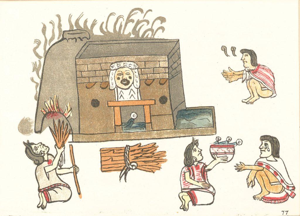 El comercio y las tribus de la cultura tolteca