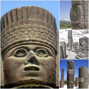 Historia de la culturas toltecas