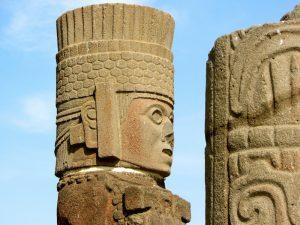 Las culturas toltecas y más