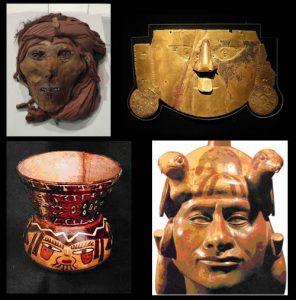 Las ceramicas de las culturas toltecas