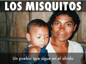Misquitos de Honduras
