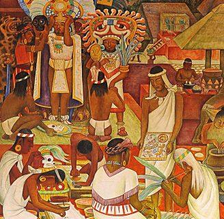 cultura zapoteca: características, ubicación, religión, dioses, y mucho más