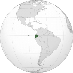 Etnias del Ecuador - Suramérica