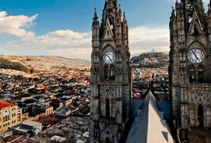 Etnias del Ecuador - Quito