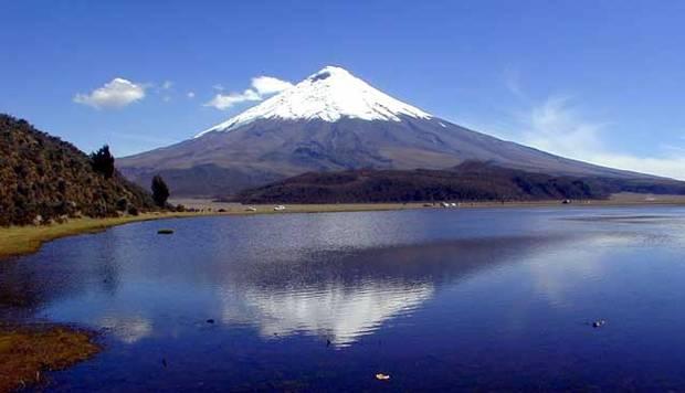 Etnias del Ecuador - Volcan Cotopaxi