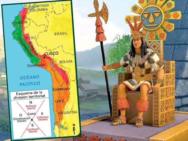 Etnias del Ecuador - Imperio Inca