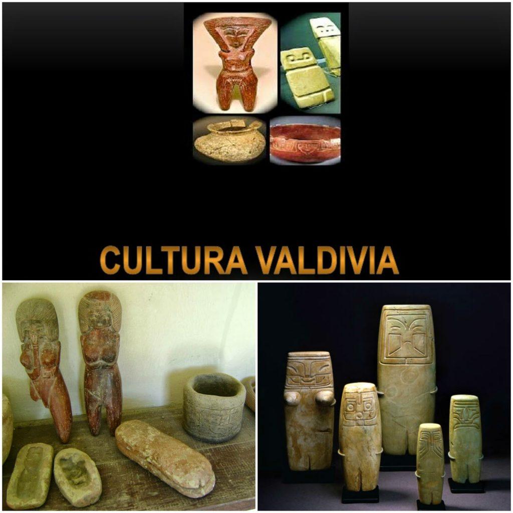 Etnias del Ecuador - Cultura Valdivia