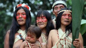 Etnias del Ecuador - Indígenas waorani