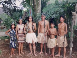 Etnias de Ecuador - Indígenas awá