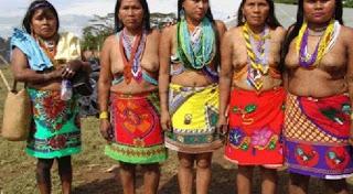 Etnias del Ecuador - Indígenas épera