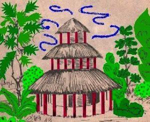 Los muiscas - Templo