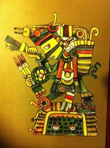 Dioses Nahuatl