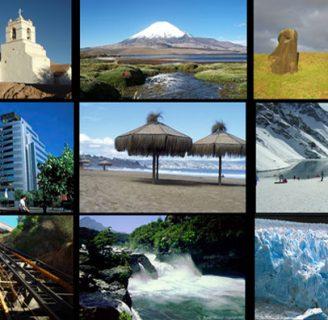 Patrimonio cultural de Chile: inmaterial, material, moáis, y más