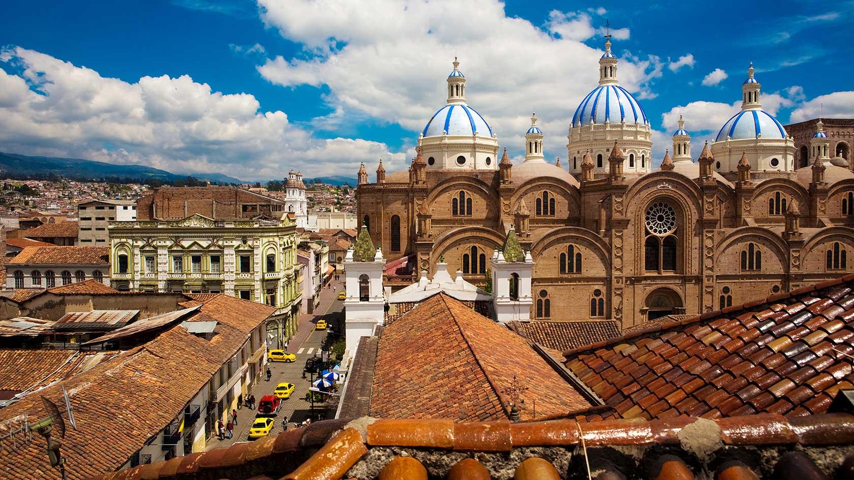 Patrimonio cultural del Ecuador