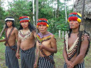 Shuar - Guerreros
