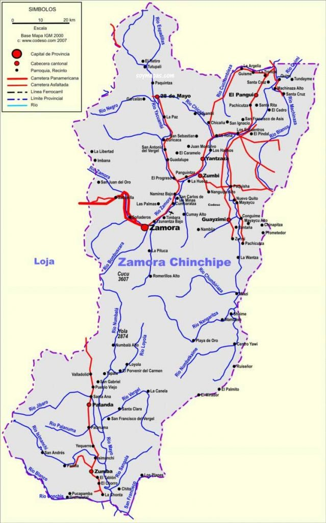 Shuar- Zamora-Chinchipe
