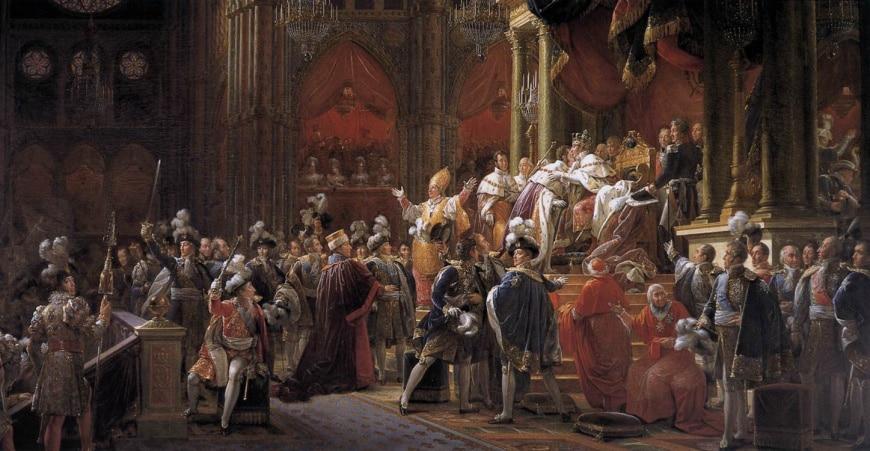 Shuar - Coronación Felipe III
