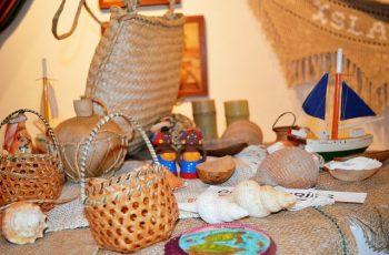 cestería indígena.