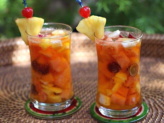 bebida típica colombiana